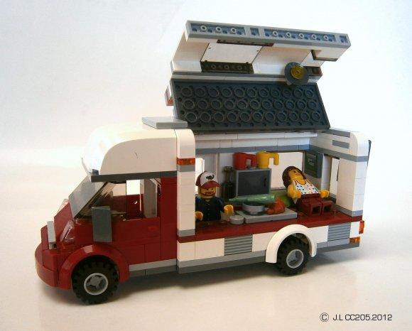 Articles De Flotom85 Tagg S Le Camping Car Lego